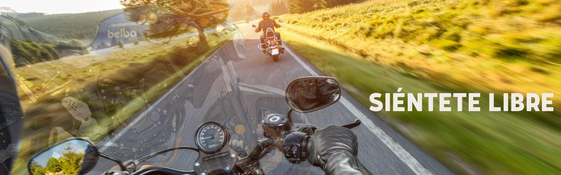 Carnet de moto en Castellón, permiso A2