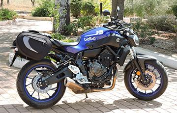 Permiso de moto en Castellón, carnet A2