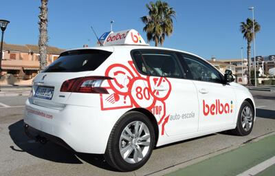 Carnet de coche B en Castellón