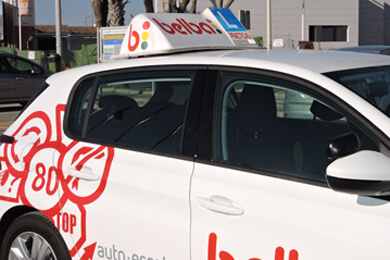 Reciclajes de conducción en Castellón en autoescuelas Belba